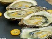 Receta ostras kumquat cómo abrir ostras)