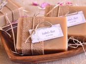 Detalles para invitados, jabones personalizados. boda.