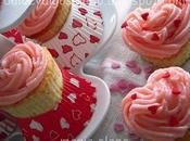 Cupcakes para Valentin
