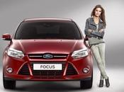 Sara Carbonero, imagen lanzamiento nuevo Ford Focus