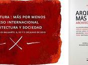 "PS-Sorteos: Congreso ""Arquitectura: Menos"""