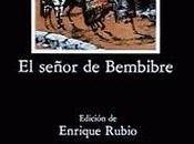 señor Bembibre', Enrique Carrasco