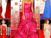 Premios BAFTA 2011: mejor vestidas