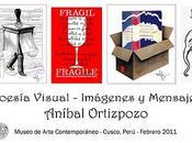 Aníbal Ortizpozo expone Museo Arte Contemporáneo Cusco, Perú