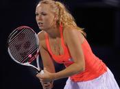 Dubai: Wozniacki ganó otra