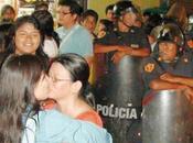 FALGBT repudia represión comunidad Lima, Perú