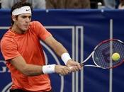 Memphis: Delpo pudo Roddick cayó semifinales