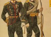 Ejército ruso Richard Knötel (1907-1917) (Primera Parte)