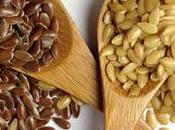 Semillas lino como Antioxidante regenerador celular