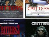 Saga: Critters (1-4)