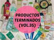 Productos Terminados (Vol.35)