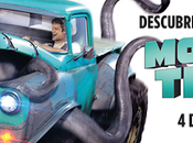 MONSTER TRUCKS [CINE] Unos seres especiales.