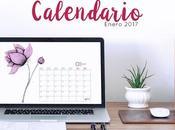 Freebie: Calendario Enero