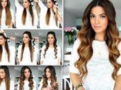 Descubre maneras ondular cabello