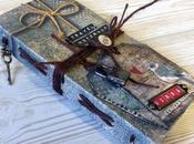Tutorial Travel notebook, colaboración tienda manualidades
