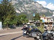 Ruta moto alucinante lago Garda, Riva Garda.