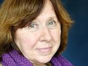 Descubriendo autoras Nobel Literatura: Svetlana Alexiévich muchachos zinc.