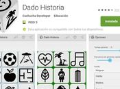 Dado Historia, #app para generar historias