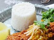 Curry katsu pollo