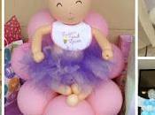 Ideas decorativas globos para cumpleaños baby shower bautizos mucho