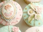 Admirate estas imagenes cupcakes vintage para bodas
