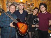 'Salve discordia' Triángulo Amor Bizarro, Premio Ruido como Mejor Disco 2016 para prensa musical española