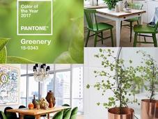 Greenery: color 2017 elegido Pantone