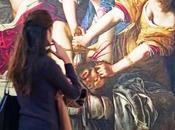 Gentileschi, pintora tras violación
