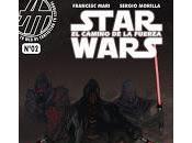 Star Wars: camino Fuerza nº02