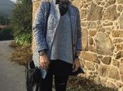 Jersey oversize gris