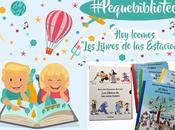 """Nuestra #Pequebiblioteca: """"Los libros estaciones"""""""