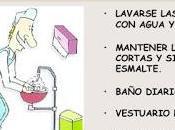 Falta higiene manipulador alimentos…