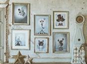 Ilustraciones para habitaciones llenas fantasía encanto