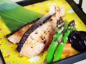 Recetas japonesas: Como preparar Salmón Marinado Miso Taka Sasaki