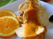 Pollo ligero naranja