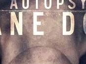 autopsia Jane Doe, asfixiante thriller enigma oculto