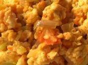 Huevos revueltos toque chulería