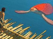 tortuga roja: poesía animada