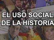 social historia: quemar banderas expulsar moros