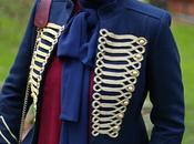 Outfit: Chaqueta Corte Militar