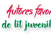 autores favoritos literatura juvenil (YA)