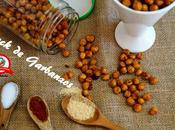 Snack garbanzos