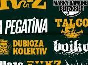 Juerga's Rock Festival 2017: Rosendo, Marky Ramone, Pegatina, Gatillazo, Último Zierre, Dubioza Kolektiv...