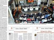 artículos periodísticos para Instituto Cultura Tradicional Segoviana