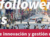Cityfollowers Talks: Jornadas Innovación Gestión Urbana