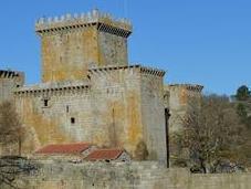 Palas Rei: castillo Pambre, Vilar Donas Torrentes Mácara