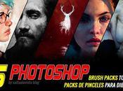Packs Pinceles Photoshop ideales para Dibujo Ilustración Digital