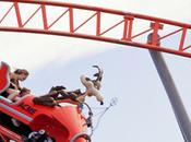 Madrid niños: Disfrutando Parque Warner familia