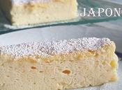 Pastel japonés ingredientes harina)