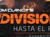 siguiente gran expansión Division saldrá todas plataformas